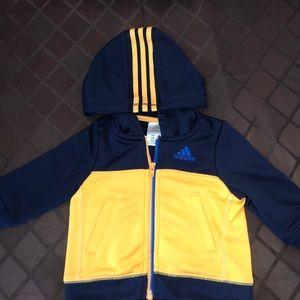 Jackets & Coats - Adidas sweater